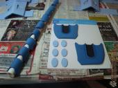 Glove parts