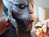 Garrus mask painting