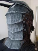 Garrus mask - Neck test fit