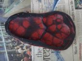 Rocket Raccoon footpad mold